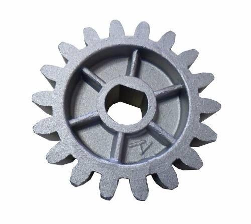 Engrenagem metálica externa Z18 p/ deslizante Unisystem