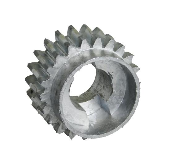 Coroa / Engrenagem metálica interna com 22 dentes para motores Rossi  - Esferatronic Comercio e Distribuição