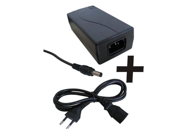 Fonte 12v 5 amper plug P4 Estabilizada Chaveada Bivolt