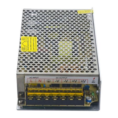 Fonte Chaveada 12Volts 15A Tipo Colméia, Ideal para CFTV  - Esferatronic Comercio e Distribuição