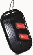 Kit 10 Controle Regravável Ideal 2 Em 1 Chip/chaveiro 433mhz  - Esferatronic Comercio e Distribuição
