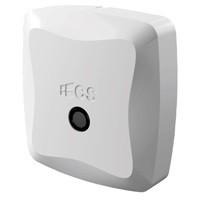 Kit alarme residencial supéria jr c/ discadora + 2 sensores magnético s/ fio - Marca CS