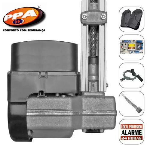 Kit Automatizador Motor de Portão Basculante Levante 1/4 HP 220V - PPA