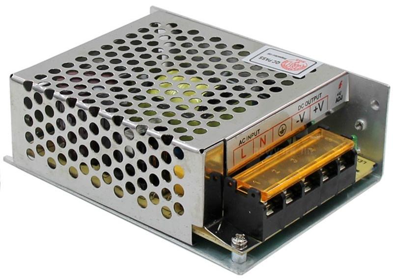 Kit DVR HVR All HD ECD 16 canais Luxvision + 4 Câmeras Infra Bullet AHD 720p com Cabo, Fonte e Conectores