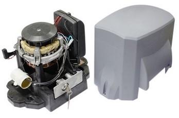 Kit motor portão deslizante Titan Combat 1/4 hp Unisystem