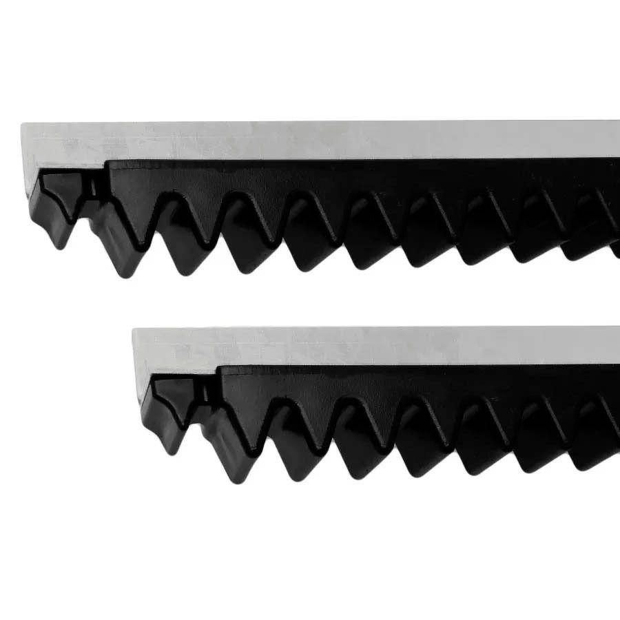 Kit motor portão eletrônico deslizante completo DZ Slider PL 1/5hp RCG + Tx-car