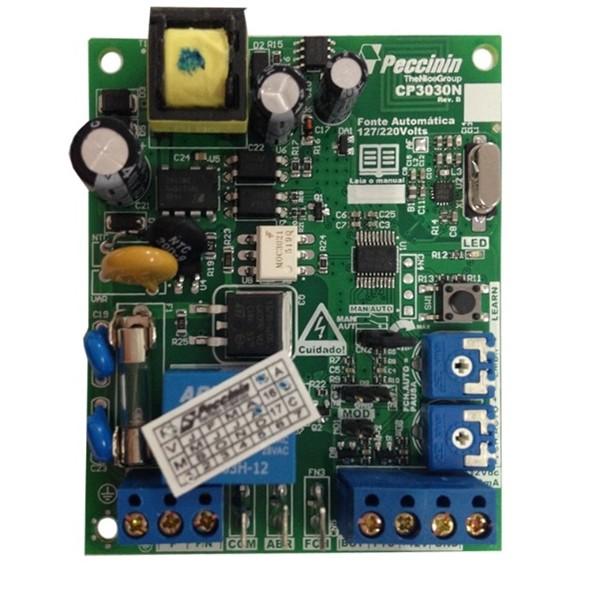 Kit motor portão eletrônico deslizante Gatter Fast 3030 1/4 hp - Peccinin  - Esferatronic Comercio e Distribuição