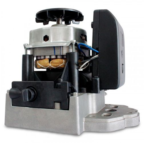 Kit Motor portão eletrônico deslizante KDZ FIT 1/4HP Garen