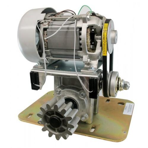 Kit motor portão eletrônico deslizante Super Flash semi-industrial 1/2 hp Peccinin  - Esferatronic Comercio e Distribuição
