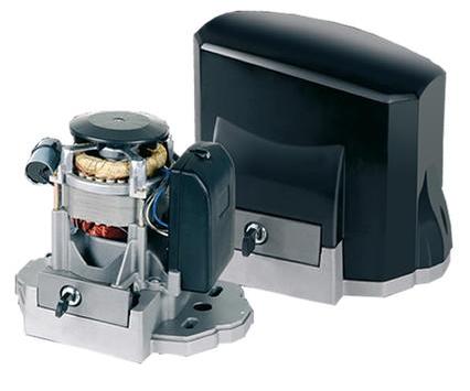 Kit motor portão eletrônico deslizante veloz titan 500 1/4 hp Unisystem