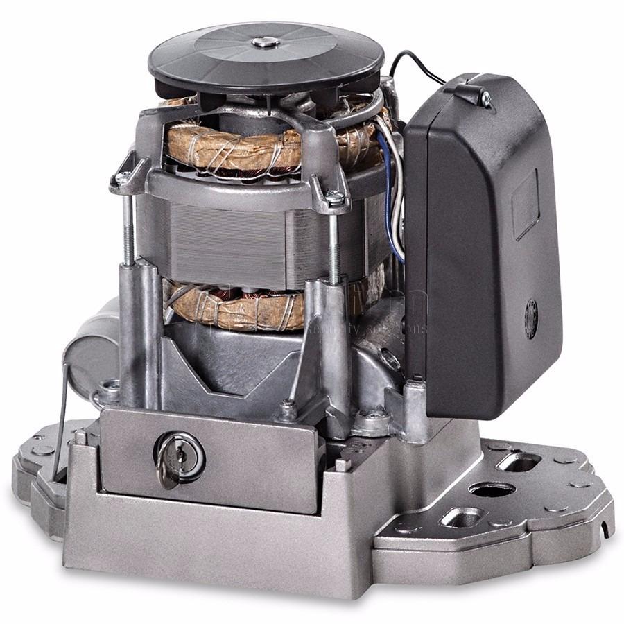 Kit motor portão eletronico deslizante veloz titan 800 semi-industrial 1/2 hp 220volts - Unisystem  - Esferatronic Comercio e Distribuição