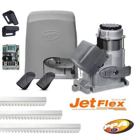 Kit motor portão Eletrônico Dz Condominium Jetflex 3/4HP PPA