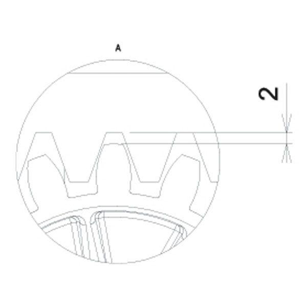 Kit motor portão eletronico DZ Rio turbo jetflex Bivolt 1/4 hp (Ultra-rápido) - marca PPA