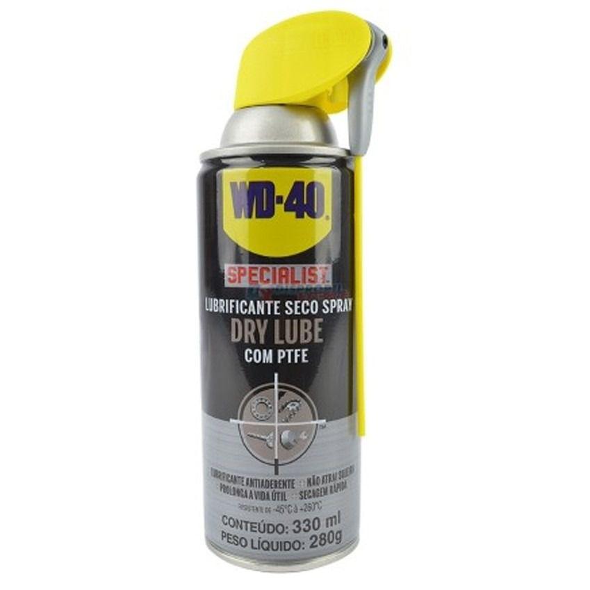 Lubrificante a seco Dry Lube 400ML - WD-40