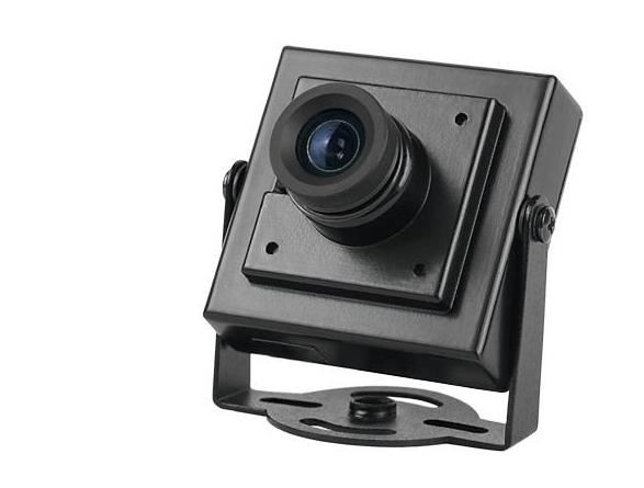Mini câmera color day & night 420 linhas Sharp - Gvision  - Esferatronic Comercio e Distribuição