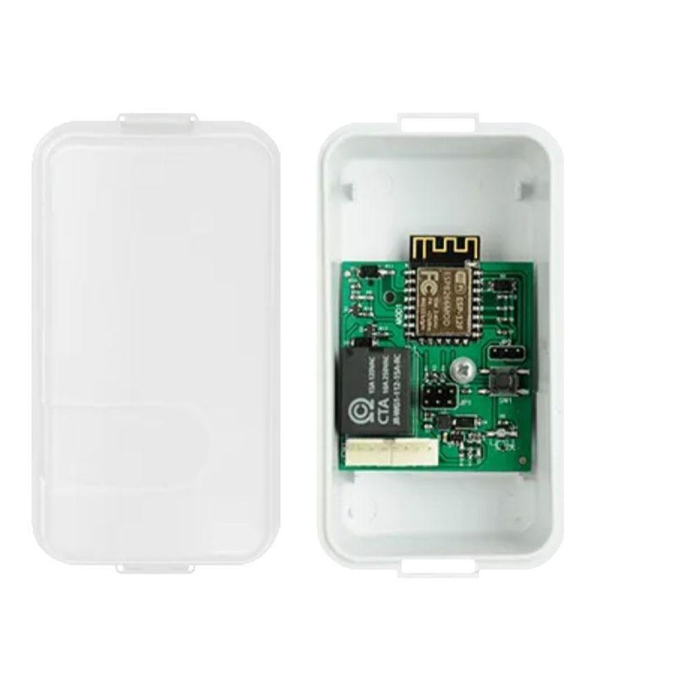 Modulo ISECURITY WIFI Acione central de alarme, portão ou cerca elétrica via App
