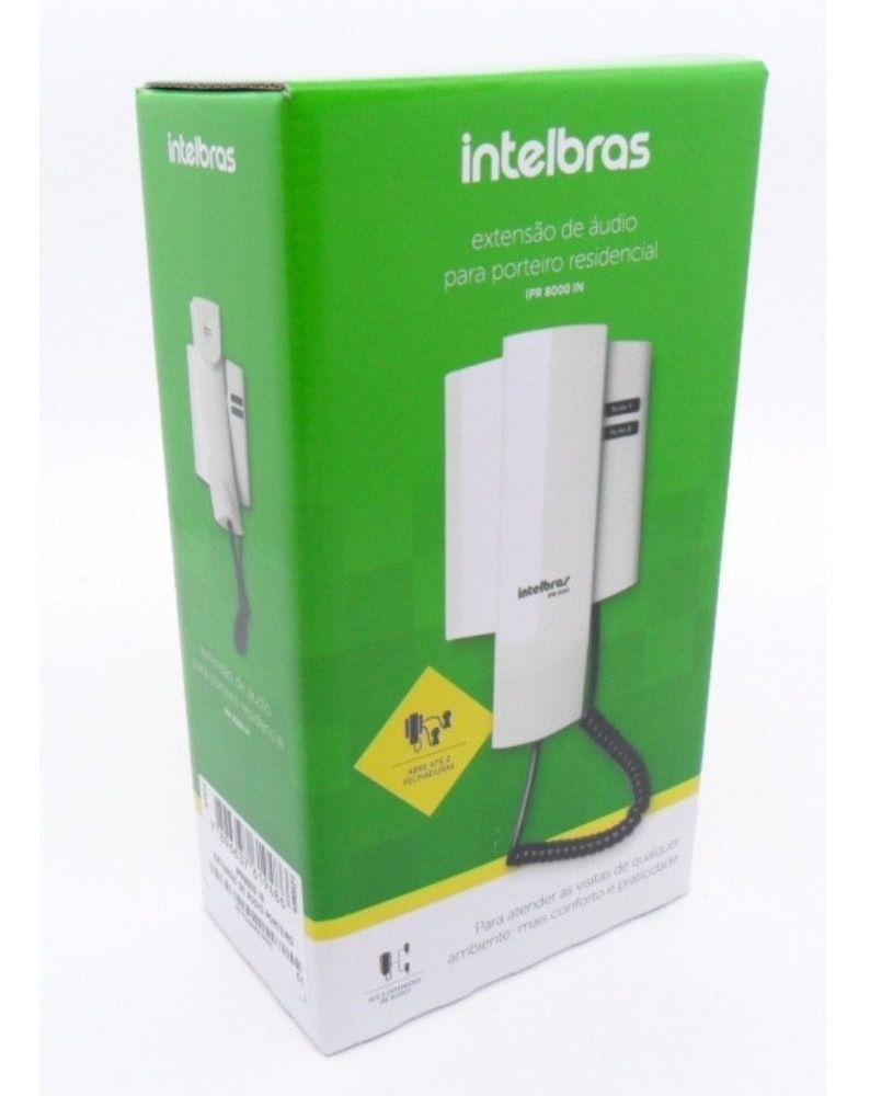 Modulo monofone interno IPR 8000 IN Intelbras