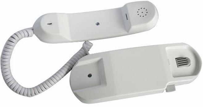 Monofone Universal para porteiro eletrônico AGL P10  - Esferatronic Comercio e Distribuição