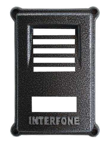 Grade Proteção de porteiro Eletrônico Interfone AGL