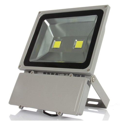 Refletor Led 100w Holofote Bivolt A Prova D'água Branco Frio