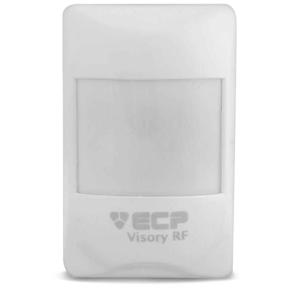 Sensor de Presença Infravermelho Ecp Visory Rf Saw Sem Fio