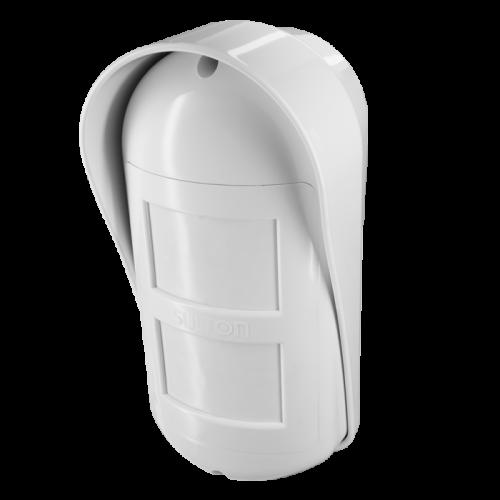 Sensor Externo Infravermelho + Microondas Spw700 Sulton Duplo Pir Ip66  - Esferatronic Comercio e Distribuição