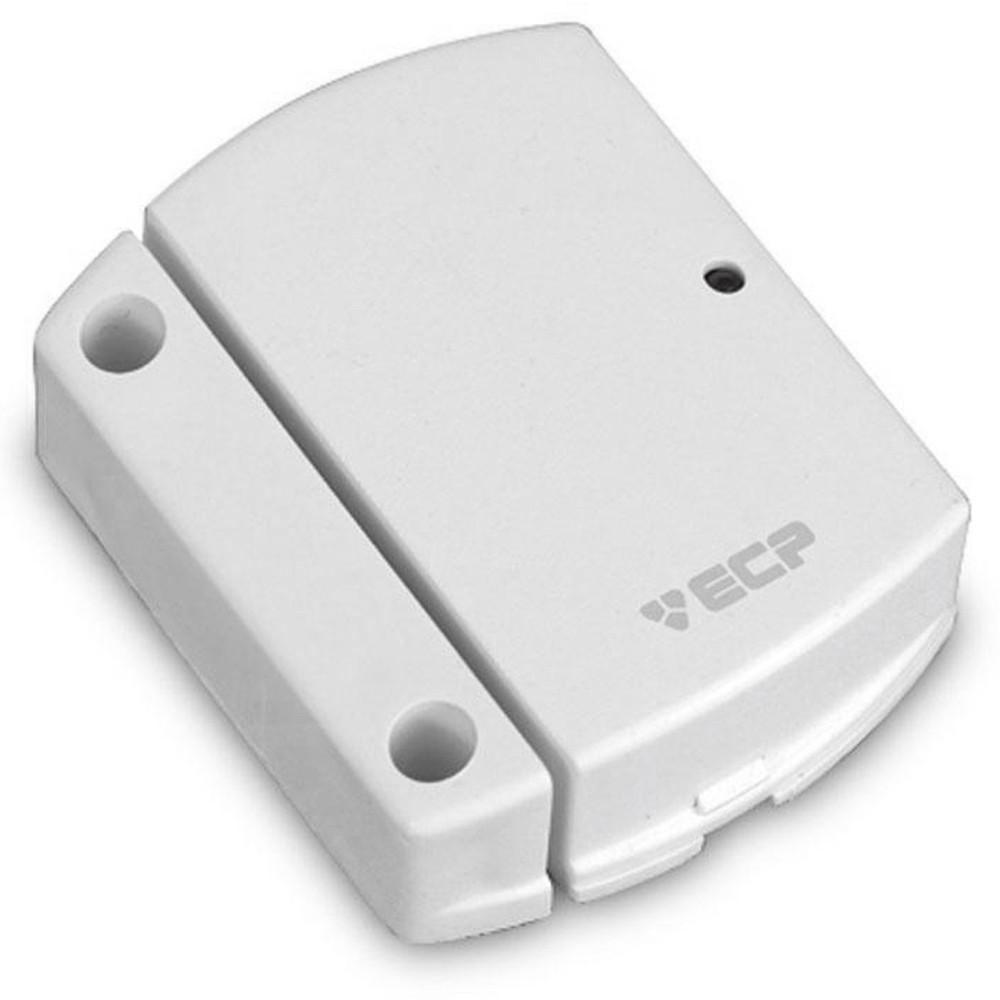 Sensor Magnetico Sem Fio Para Alarmes 433 Mhz Intruder Ecp
