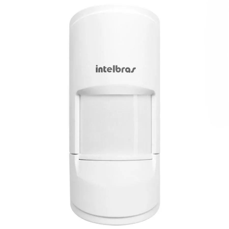 Sensor sem fio Infravermelho Intelbras IVP 4101 Pet Smart Alcance de 12m - PET 20 Kg