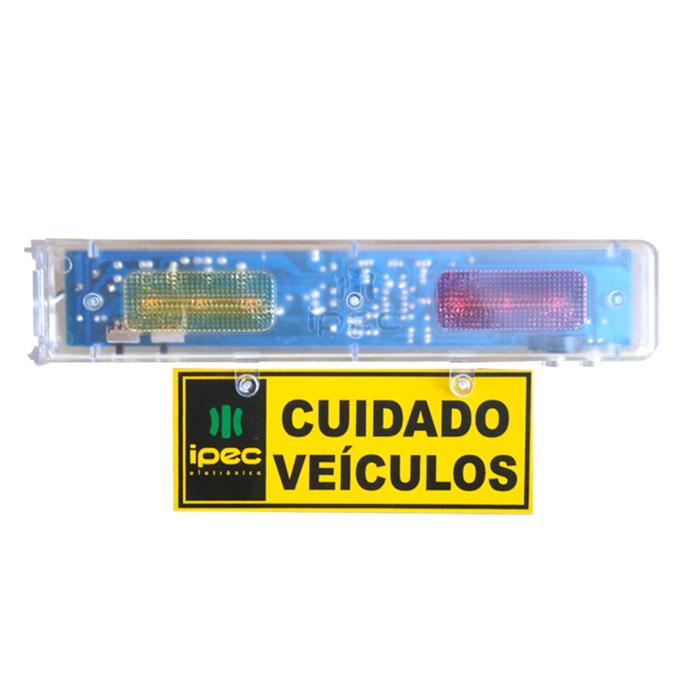 Sinaleiro audiovisual bivolt automático - Ipec