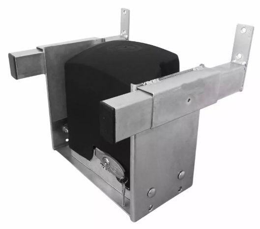 Suporte Base Aéreo Para Motor De Portão Deslizante