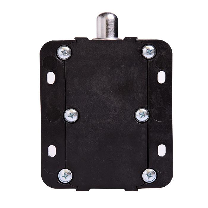 Trava eletromagnética Eco lock com temporizador para portão eletrônico - marca Ipec