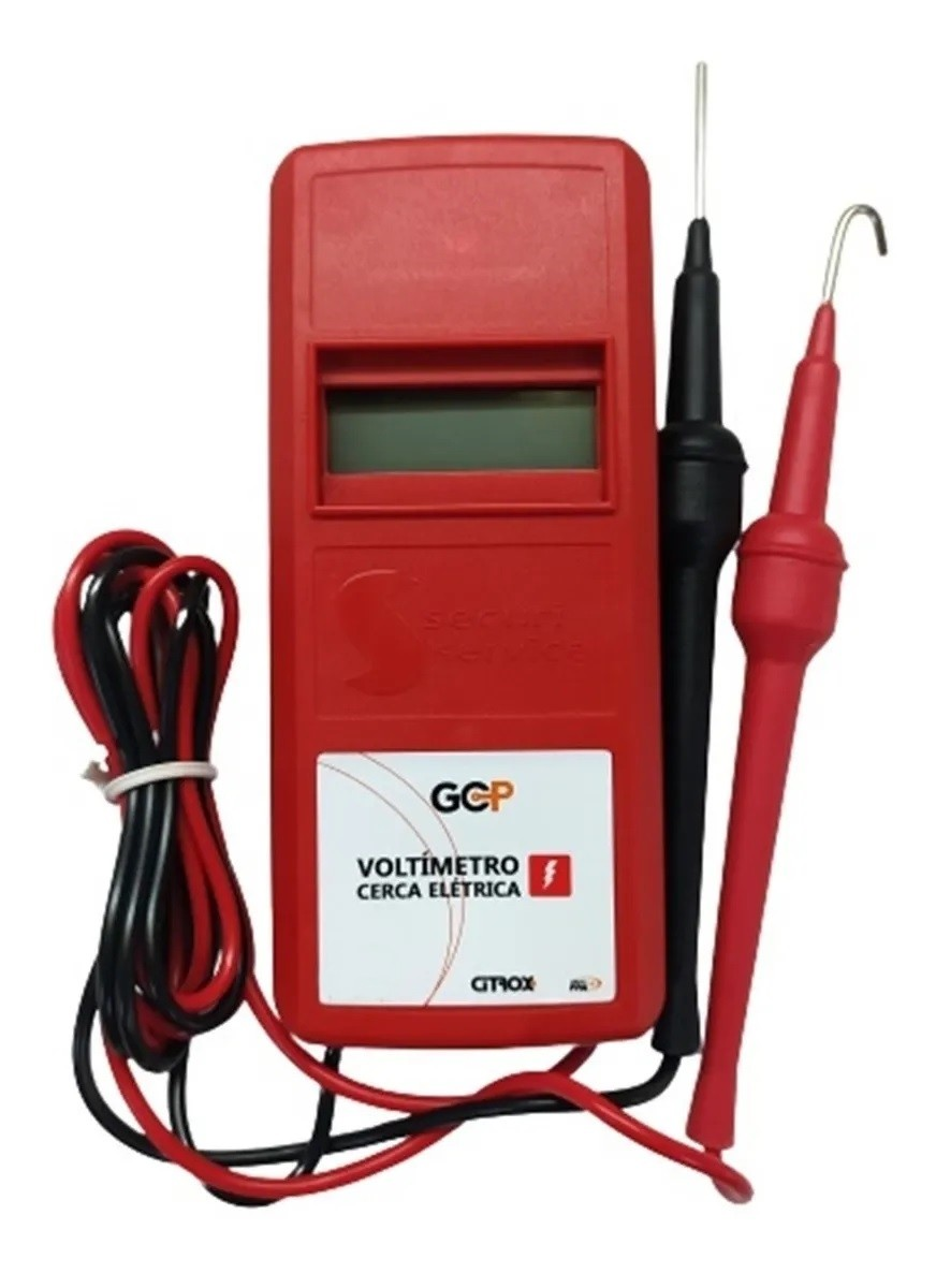 Voltimetro Digital Para Cerca Elétrica 20.0KV GCP Citrox