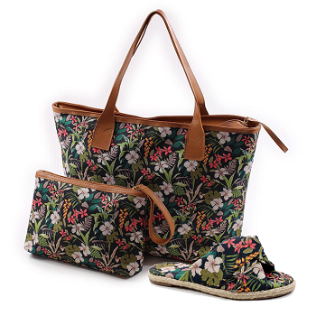 KIT DUCHI URBANA FLORAL COLOR