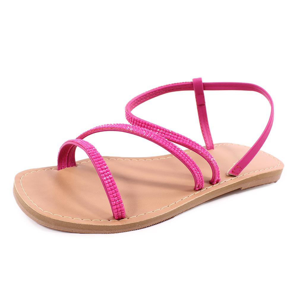 Rasteira Duchi Manta Pink