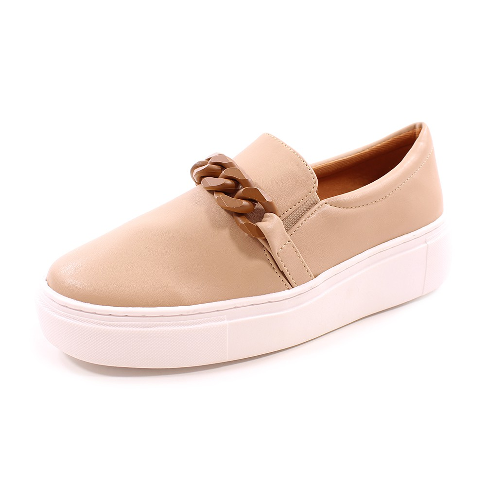 Slip On Duchi Corrente Nude