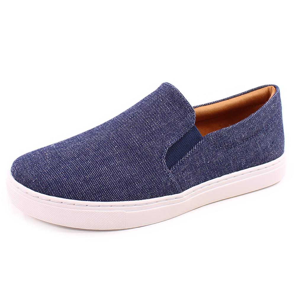 Slip On Duchi Jeans Azul