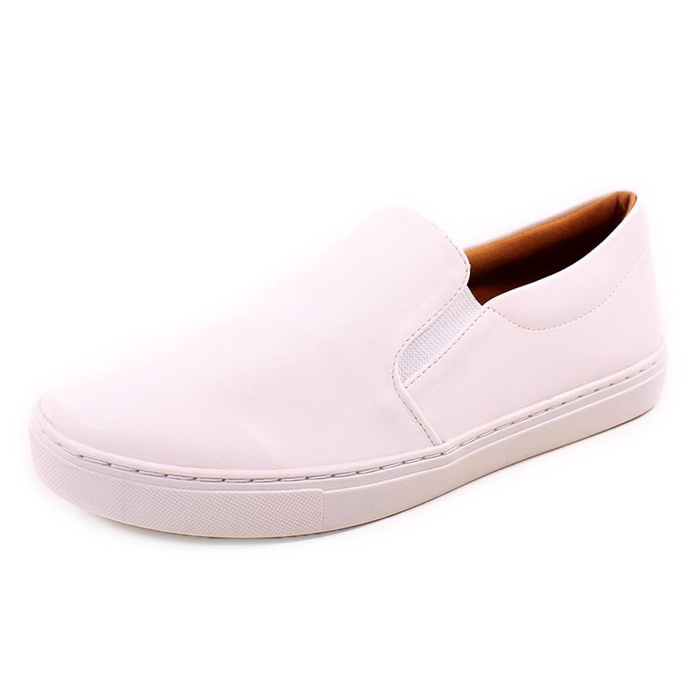 Slip On Duchi Napa Branco