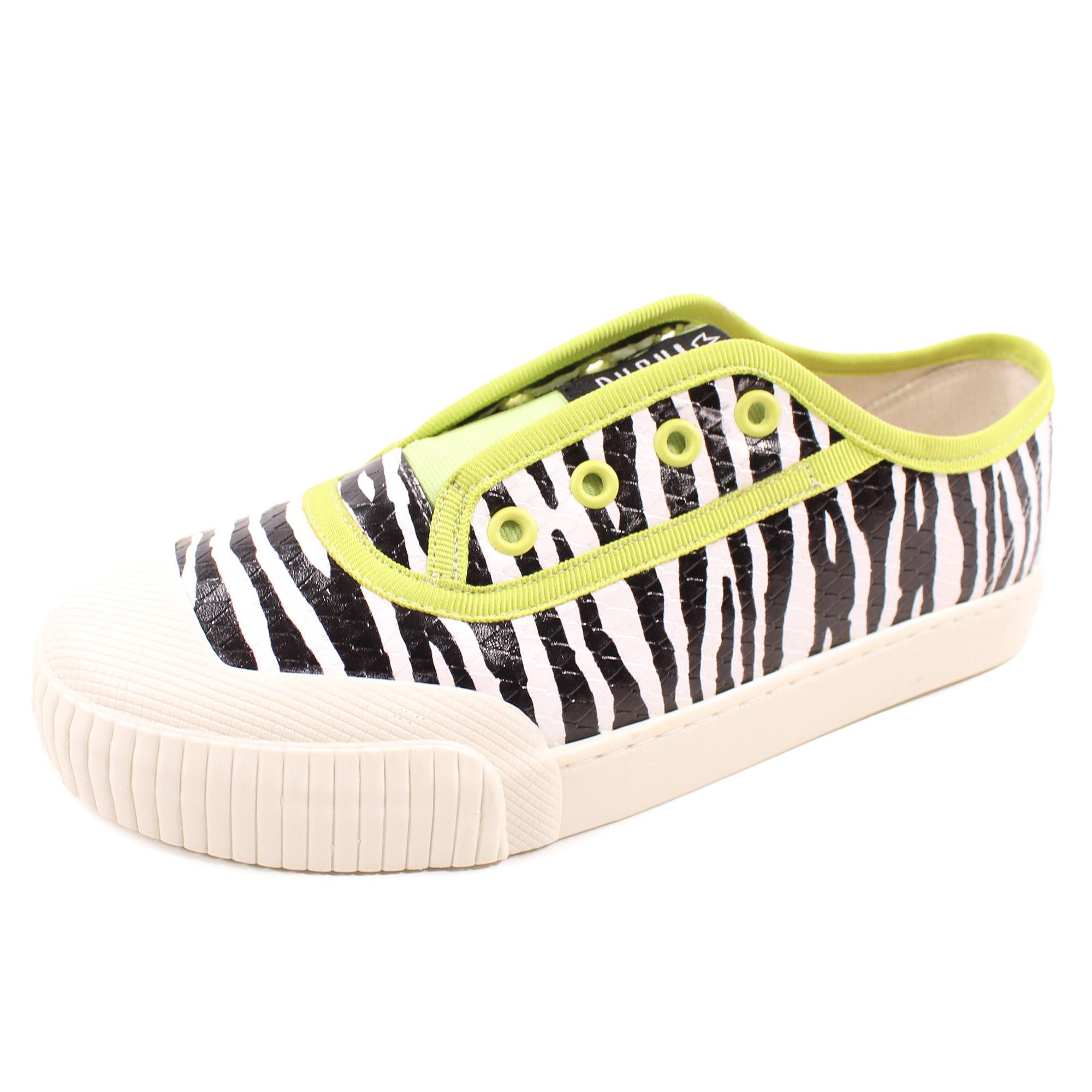 Tênis Conga Duchi Zebra Branco