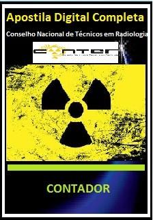 Apostila Conselho Nacional de Técnicos em Radiologia CONTER 2017 - CONTADOR