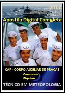 Apostila Corpo Auxiliar de Praças da Marinha (CP-CAP) 2017 - TÉCNICO EM METEOROLOGIA