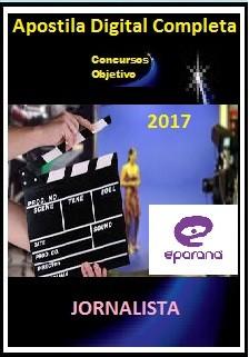 Apostila E-Paraná Comunicação 2017 - JORNALISTA