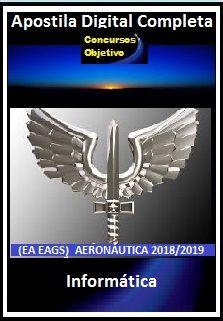 Apostila (EA EAGS) Aeronáutica 2018 - Informática