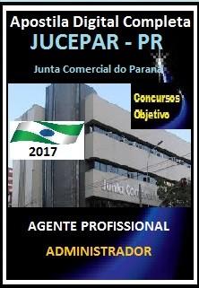 Apostila JUCEPAR PR 2017 - ADMINISTRADOR