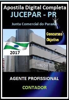 Apostila JUCEPAR PR 2017 - CONTADOR