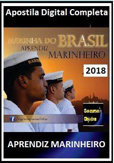 Apostila Marinha 2018 - Aprendiz Marinheiro