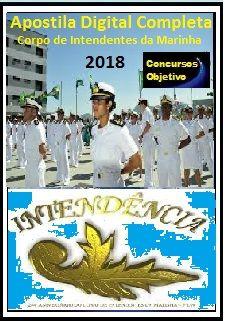 Apostila  Marinha 2018 - Quadro Complementar do Corpo de Intendentes (QC-IM/ 2018)