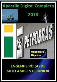 Apostila PETROBRAS 2018 - ENGENHEIRO (A) DE MEIO AMBIENTE JÚNIOR