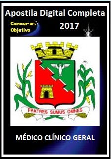 Apostila Prefeitura de Barretos - SP 2017 - MÉDICO CLÍNICO GERAL