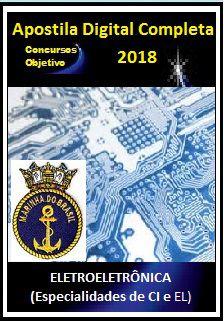 Apostila Quadro Técnico de Praças da Armada 2018 - ELETROELETRÔNICA (Especialidades de CI e EL)