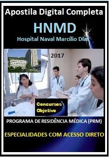 Apostila Residência Médica do Hospital Marcílio Dias 2017 - ESPECIALIDADES COM ACESSO DIRETO